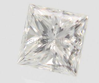 Color VVS1 Princess Buy Natural Loose Diamond 3 84x3 99mm