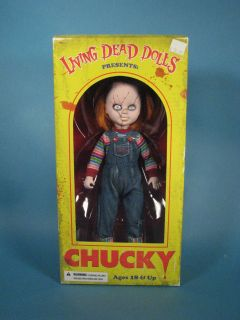 Living Dead Dolls Presents Chucky Doll