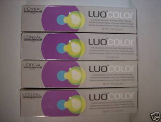 Loreal Luo Color Hair Color Any 4 $31 94 U Pick Free SHIP in The US