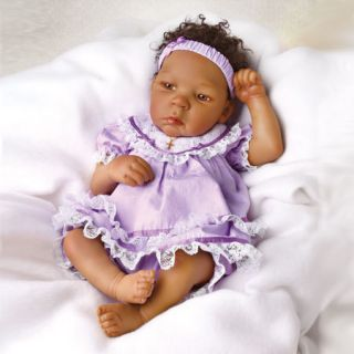 Drake So Truly Real SUNDAY BEST LEAH Girl Baby Doll African American