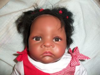 Waltraud Hanl Baby Jasmine Goes to Grandma Looks Real Baby Doll