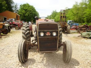235 Massey Ferguson Diesel Power Steering