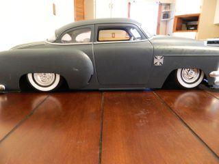 RARE Jesse James 1 6 Scale Wes Coas Choppers RC Car 1954 Chevy