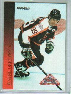 93 Pinnacle All Star Wayne Gretzky Los Angeles Kings