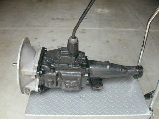 Ford Flathead 4 Speed Top Loader Transmission