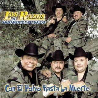 Los Razos Con El Polvo Hasta La Muerte CD New 743218929625