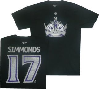 Los Angeles Kings Wayne Simmonds T Shirt Jersey Medium