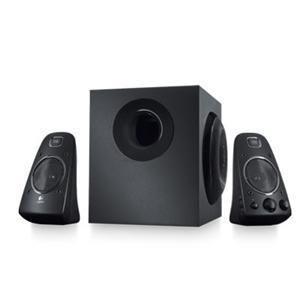 Logitech Z623 2 1 Speaker System Subwoofer 200 Watt RMS RCA Audio 980