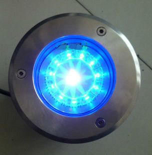 Low voltage Multicolor Landscape light In ground light outdoor light