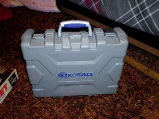 Kobalt 50 Piece Air Tools Kit Case Only