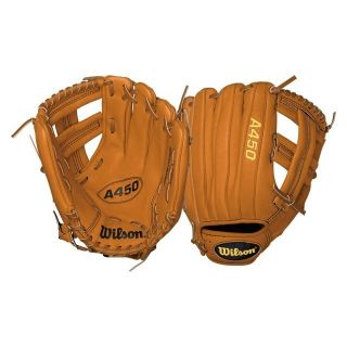 Wilson A450 Longoria Replica 11 5 Right Handed Throw Baseball Glove