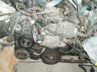 Chevy 5 7 L1 Complee Engine
