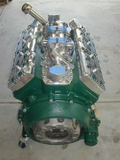 Flathead Ford Mercury 8BA Engine