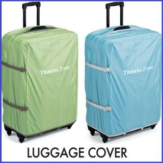 Lock Lock New Travel Luggage Carrier Bag Cover L Size Green LTZ111G