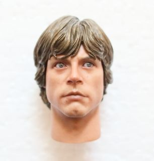 HOT TOYS DX 07 STAR WARS LUKE SKYWALKER BESPIN OUTFIT 1 6 HEAD MARK