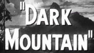 Dark Mountain DVD Robert Lowery 1944 Crime Drama