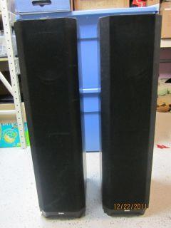 Boston Acoustics VR 20 Lynnfield black Tower Floorstanding