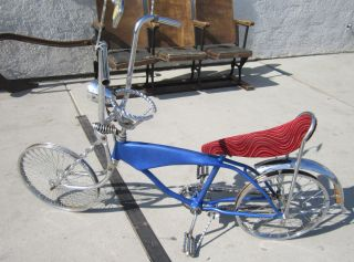 Custom Lowrider bicycle Lo Rider Bicycle Custom Handlebars Custom