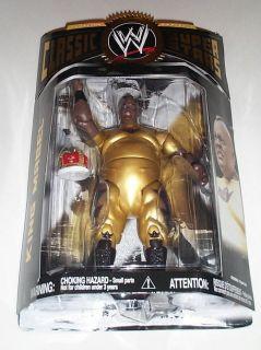 WWE Classic Superstars 18 King Mabel Figure