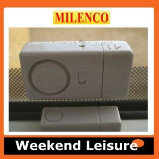 Caravan motorhome Milenco Sleep Safe Alarm 6 Pack