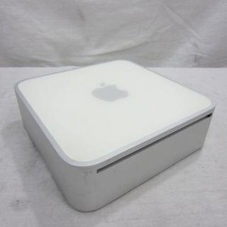 Apple Mac Mini Intel Core Duo 1 66GHz 1GB 80GB DVD RW WiFi OSX 10 6