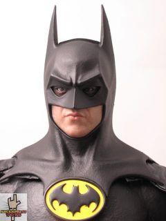 Hot Toys 1 6 DX09 Batman 1989 Tim Burton Michael Keaton FreeShip