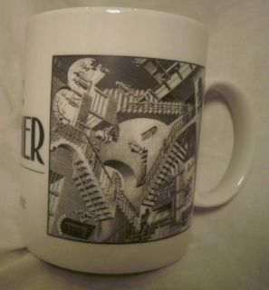 Escher Coffee Mug Cup Andazia 1898 1972