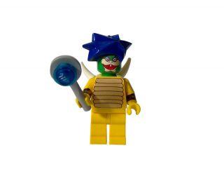 Custom Lego Super Mario Bros Ludwig Von Koopa Nintendo