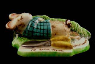 Beswick Kitty MacBride Figurine Lazybones 2530