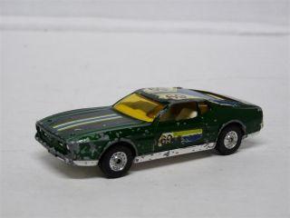 Corgi Whizzwheels 329 Ford Mustang Mach 1 Diecast Model Car