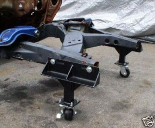 Auto Car Truck Frame Dolly Dollies Skate Hard Casters