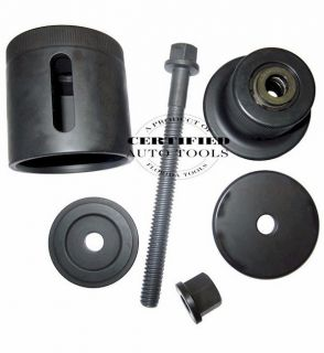 Rear Differential Mount Bushing Tools for BMW