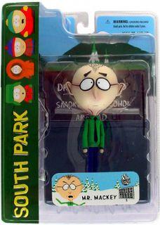 Mezco South Park Series 3 Figure Mr Mackey
