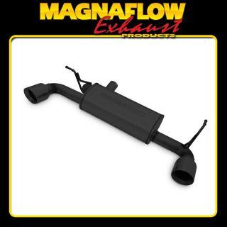 Magnaflow 15160 Black Performance Exhaust Axle Back JEEP TRUCK