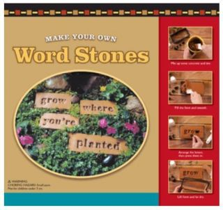 Magnetic Poetry® Make Your Own Words Stones Kit 6071