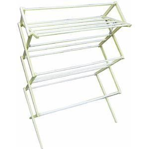 New Madison Mills Wooden Drying Rack for Clothes