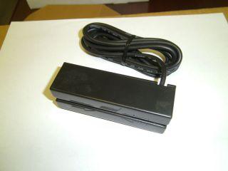 Magtek MSR210 USB card reader 2104010 USB Credit Card Swipe Reader