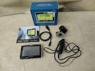 Magellan Roadmate 1440 GPS Receiver Latest Map Update