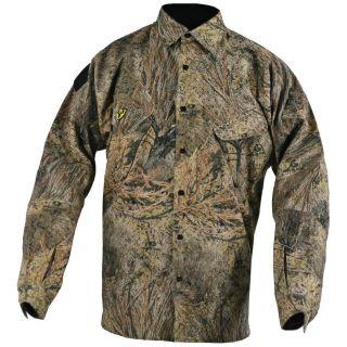 Scent Blocker S3 Tactical Shirt Mossy Oak Brush Mens XL