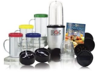 Magic Bullet High Speed Blender Mixer System