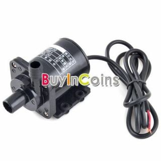 Brushless Magnetic Pump High Solar Hot Submersible Water Pump 1