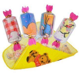 Cloth Towel Baby Shower Gift Wedding Favor Animal Pattern 6679