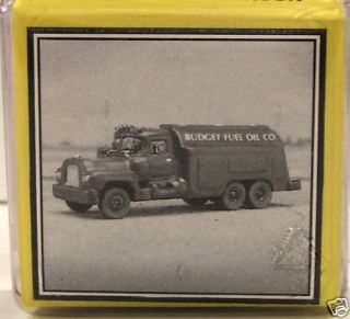 Magnuson Models 802 Model R Tank Truck N Scale