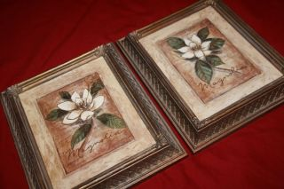 Home Interior Homeco Magnolia Picture Paring and Frames