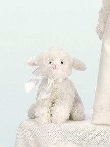 Lil Blessing 8 Baby Bearington Plush Lamb Toy