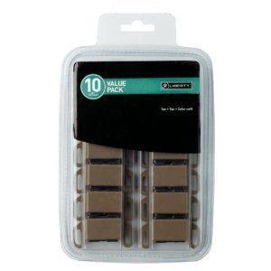 10 Liberty Cabinet Door Magnetic Catch Tan C08132L T U1