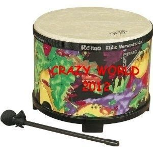 Remo Kids Percussion Floor Tom 10 Diameter with Malle