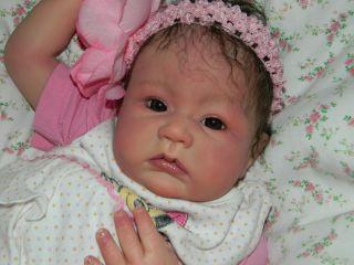ReBorn NewBorn Baby *Breanna* Manuela Muth * 20 & 5 Lbs. * 3 DAYS