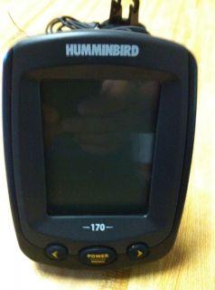 humminbird piranha max 170