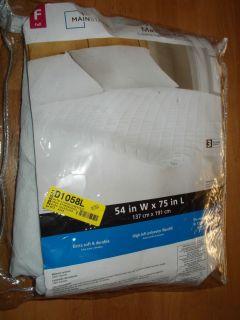 Mainstays Super Soft Mattress Pad Various Sizes